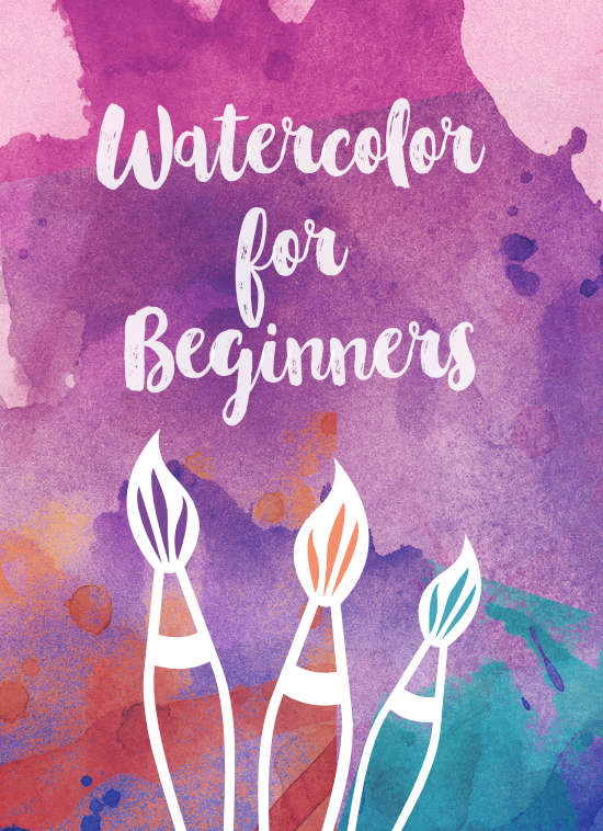 The beginner s guide to watercolor supplies artist lydia for Watercolor supplies for beginners