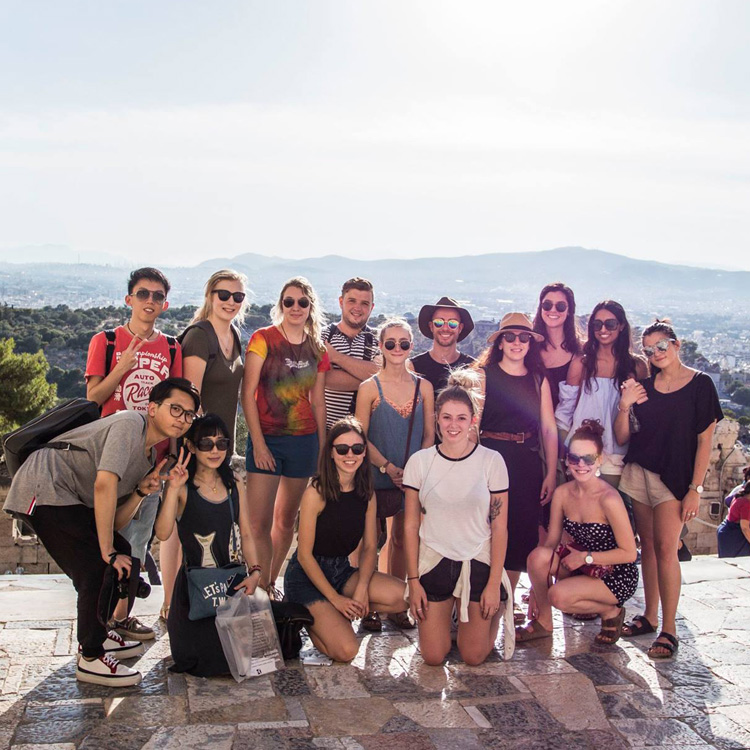 UTS GLOBAL STUDIO - KYTHERA GREECE 2016