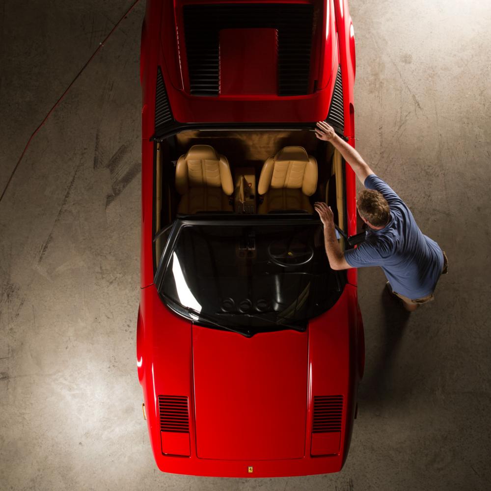 Ferrari 308 BTS