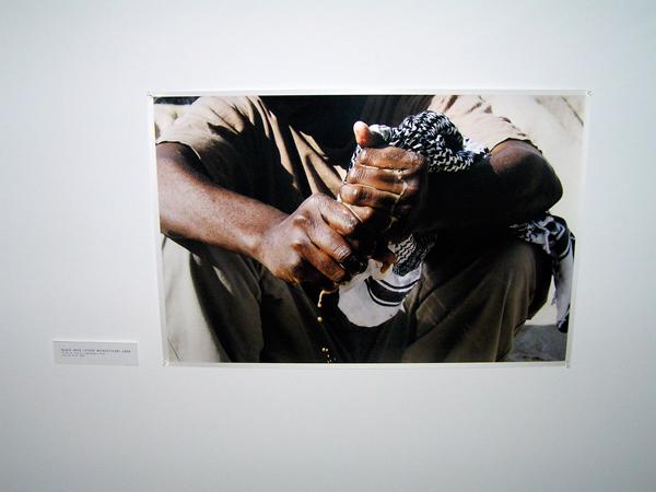 Black Gold (Piper Methysticum), 2009, installation view
