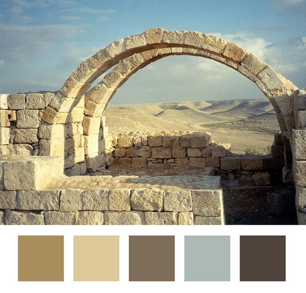Avdat ruins | photo from  Flickr