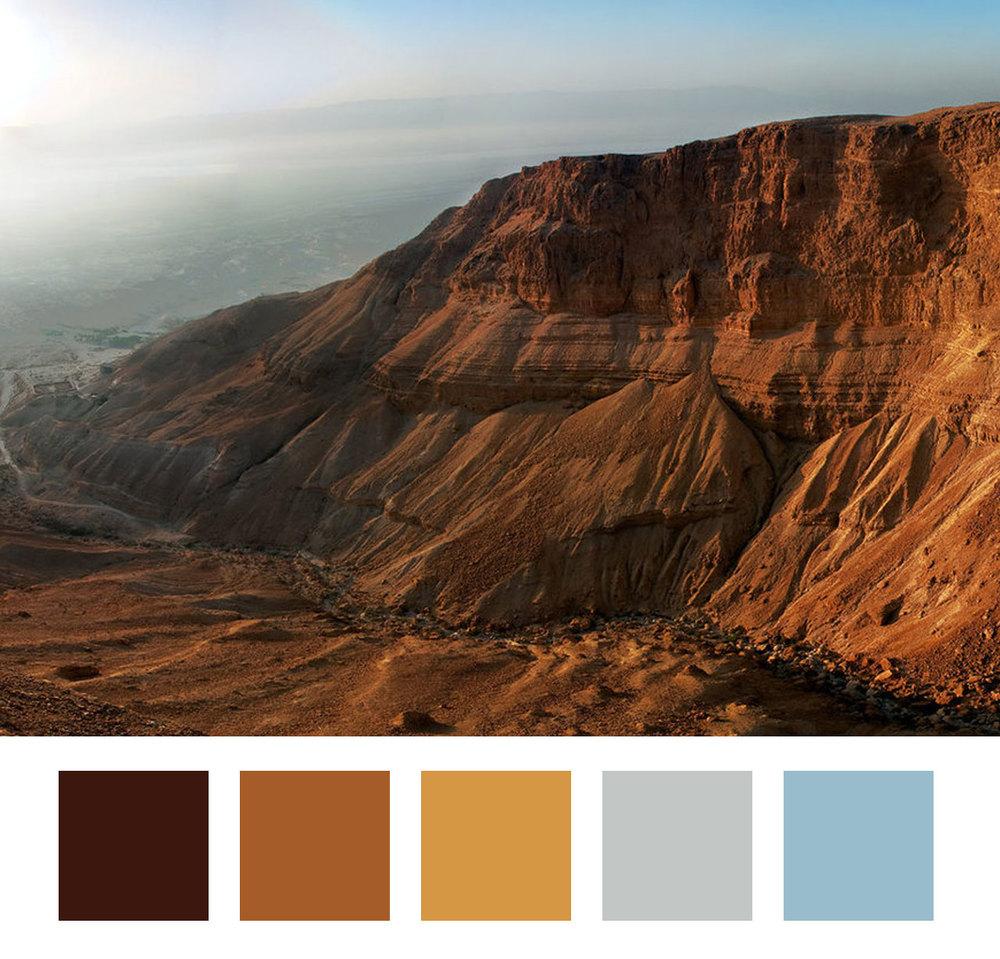 Masada | photo from Flickr