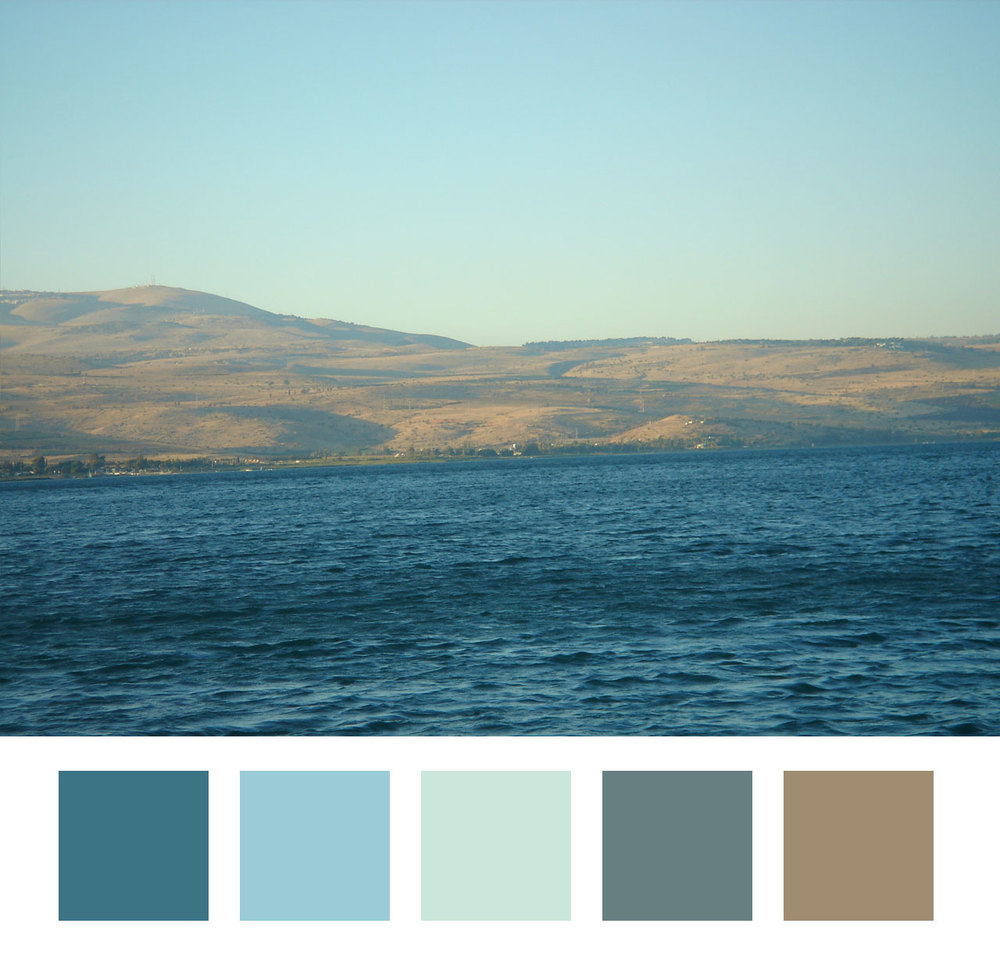Sea of Galilee | photo from  bookingsisrael.com