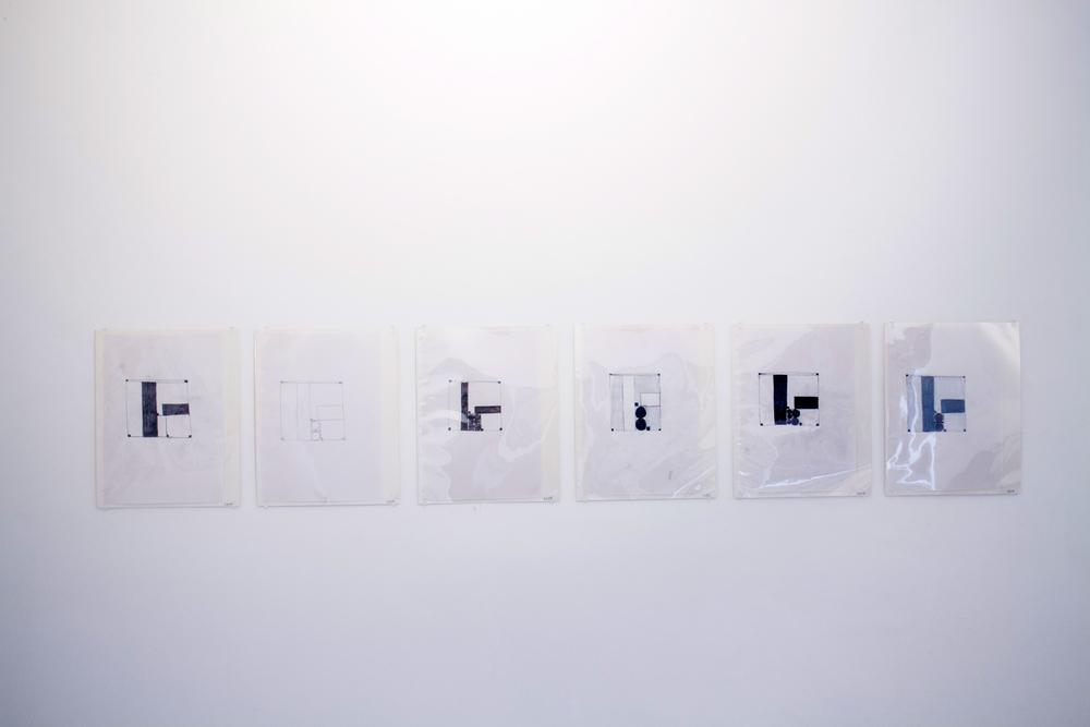 Betts Project - Peter Märkli exhibition