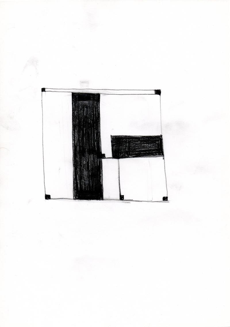 2201 , 2000-2013, pastel on paper, 21 x 29,7 cm