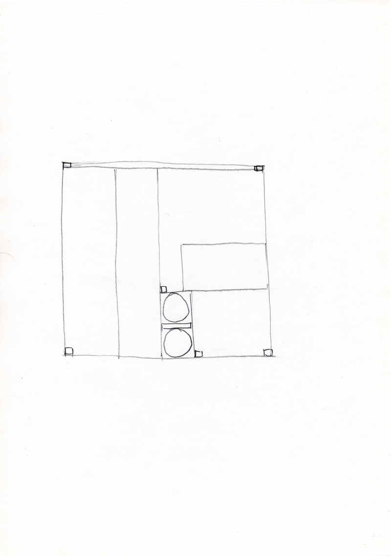 2204, 2000-2013, pastel on paper, 21 x 29,7 cm