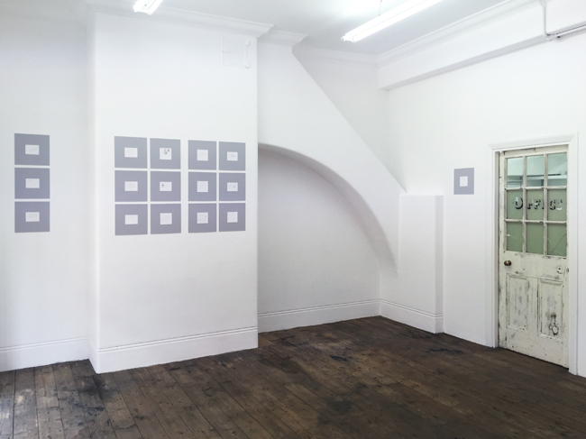 Tony Fretton | Minis, installation view
