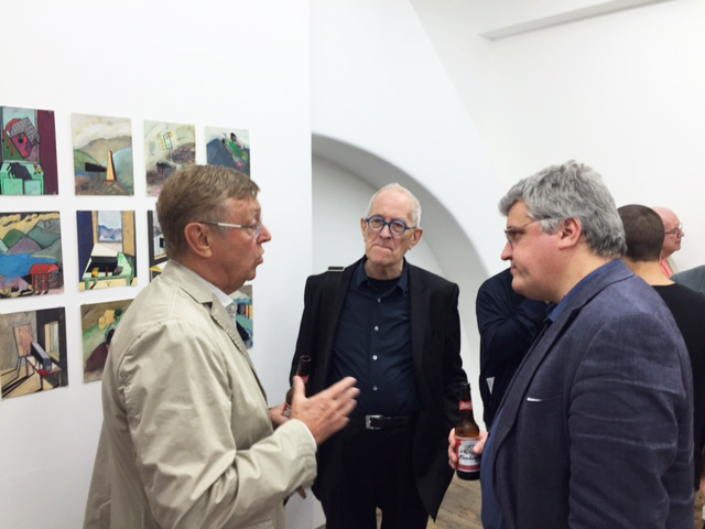 Lars Lerup, Peter Cook and Pier Vittorio Aureli