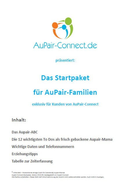 Startpekt AuPair-Connect
