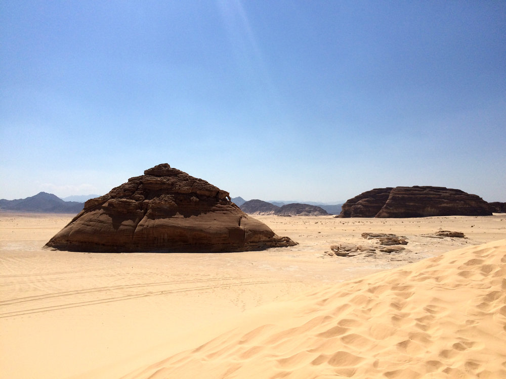 South Sinai Desert Safaris
