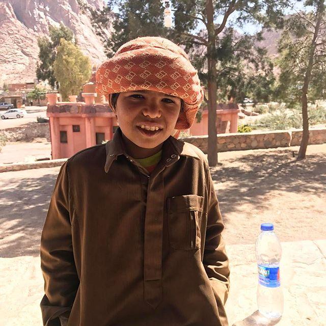 Children of St Catherine. #stcatherine #stkatherine #southsinai #sinai #egypt #bedouinway #thebedouinway #bedouin #trips #adventuretravel #mytravelgram #mountsinai #myegypt #egyptbyme #children #kids #boy #galabeya #portrait #candid