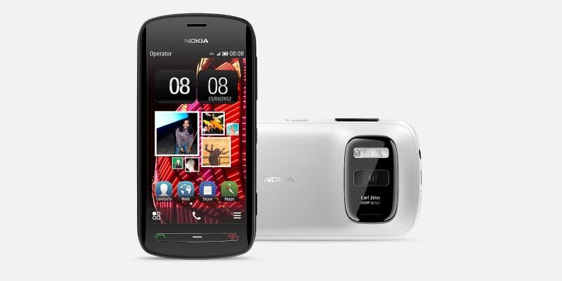 O Nokia 808 PureView com um sensor de 41 MP
