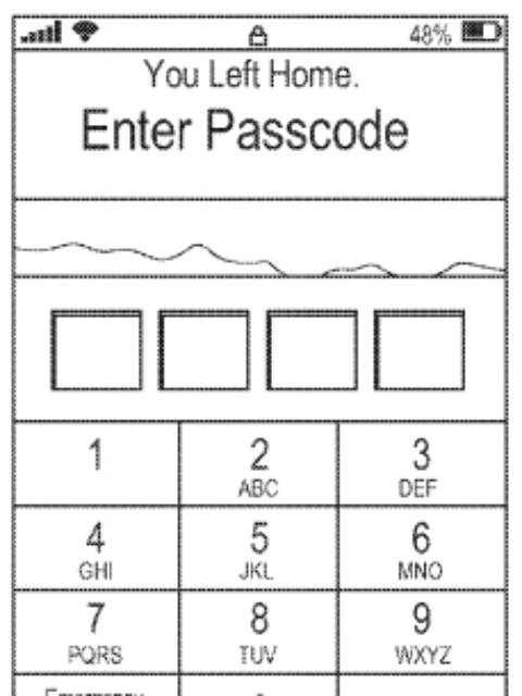Foto: Reprodução/ US Patent and Trademark Office
