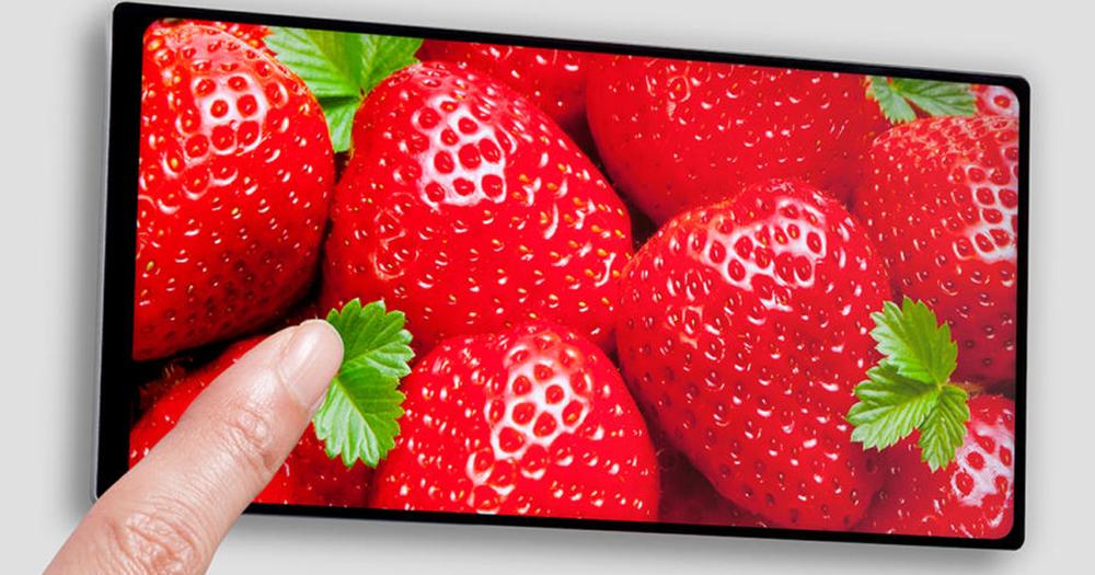 Ecrã LCD Full Active da  Japan Display