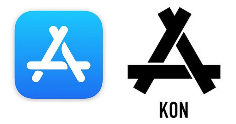 Icones de App Store e Kon.jpg