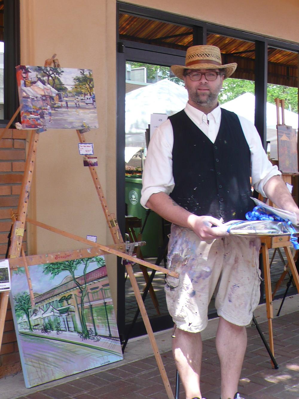 Award-winning Artist Jason Prigge