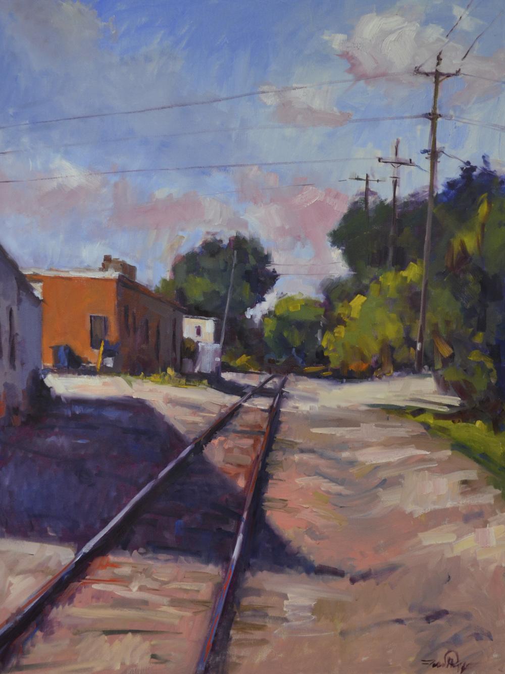 Railroad Series Shadow Tracking 40x30.JPG