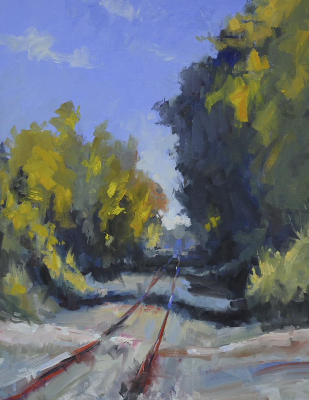 Railroad Series Train Song 24x18.JPG