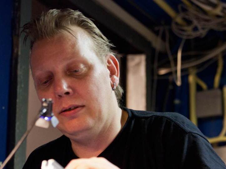 Marcel de Bruin (hoofd techniek)