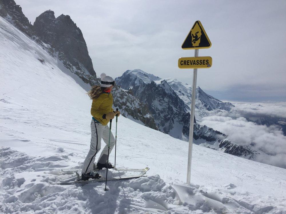 Grand Montets Kayak Merkezi - Chamonix / Grand Montets Ski Resort - Chamonix