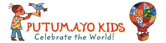 Putumayo World Music - Inspiring children's curiosity about the world. Introduce children to other cultures through fun, upbeat world music.