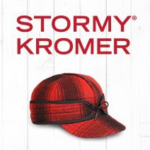 Stormy Kromer - Hand-stitched in USAStormy Kromer caps are true to the original.