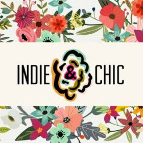 Indie + Chic - Lifestyle brand specializing in teething products and kids clothes