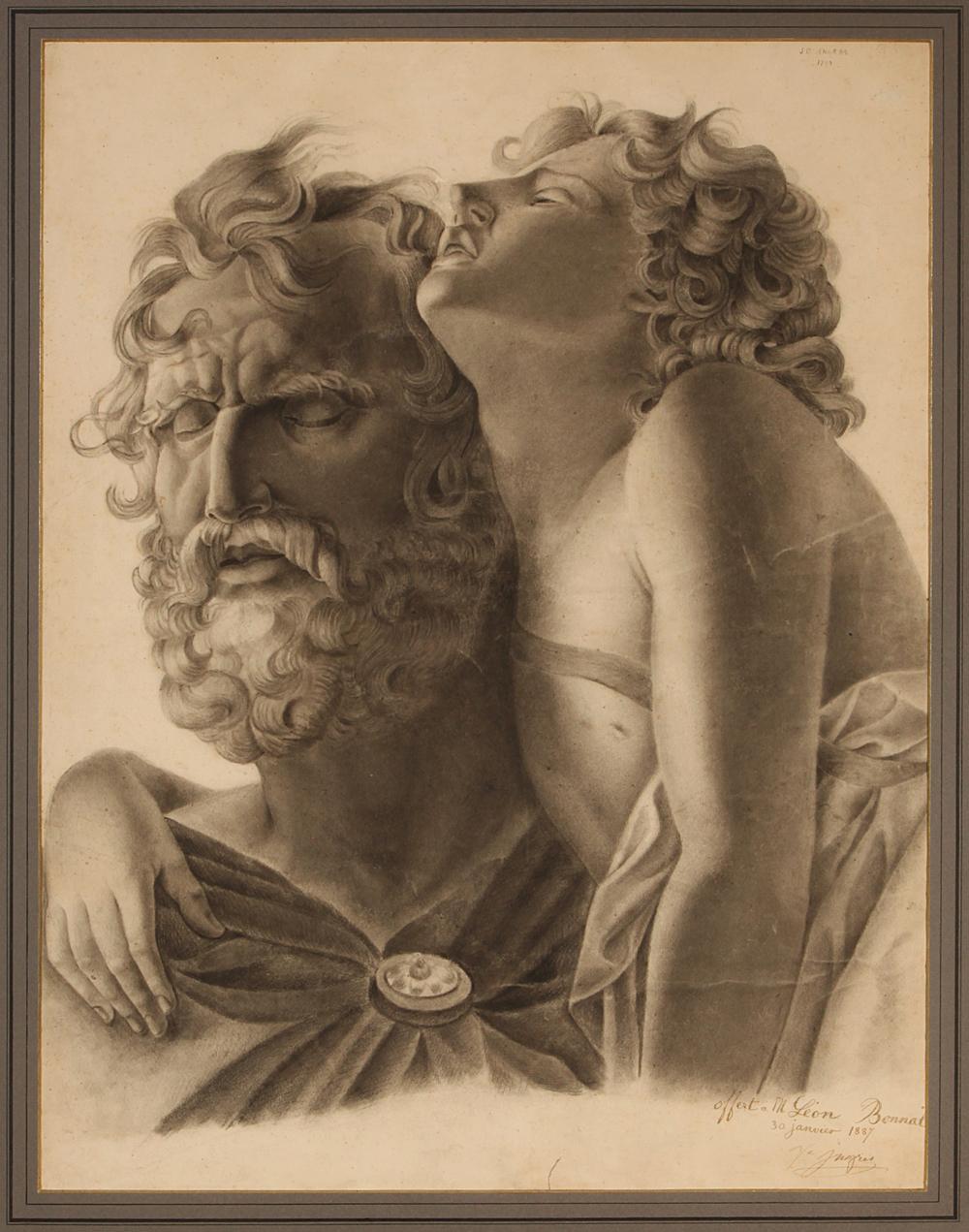 31. Ingres, Belisarius, ca 1797.jpg