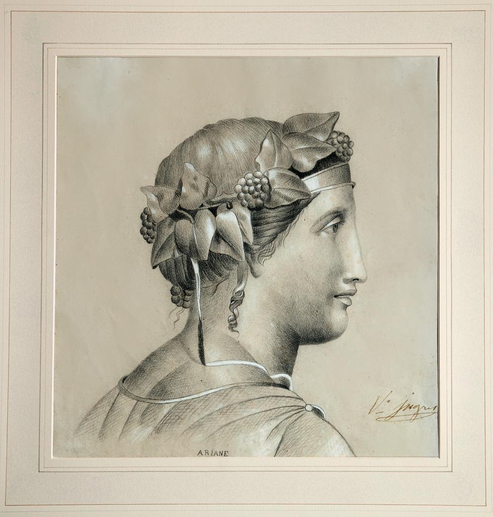 2. Ingres, Ariane, ca 1789-91.jpg