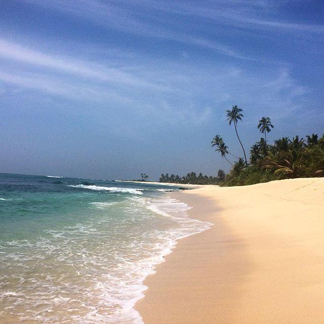 Life's a beach 🏝