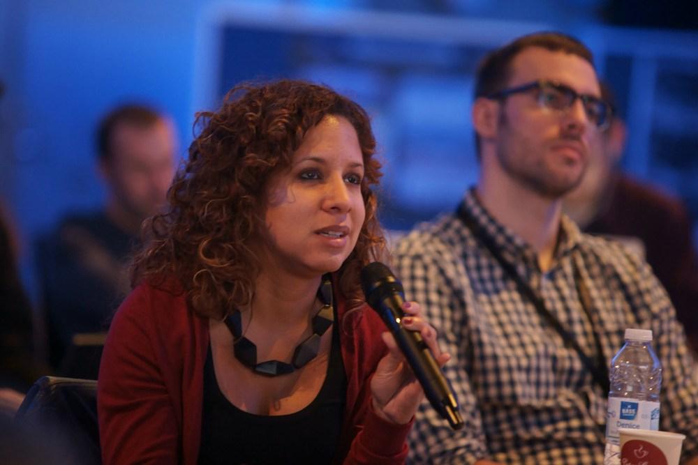 Closing debate at Audio Mostly 14 (Aalborg, Denmark)