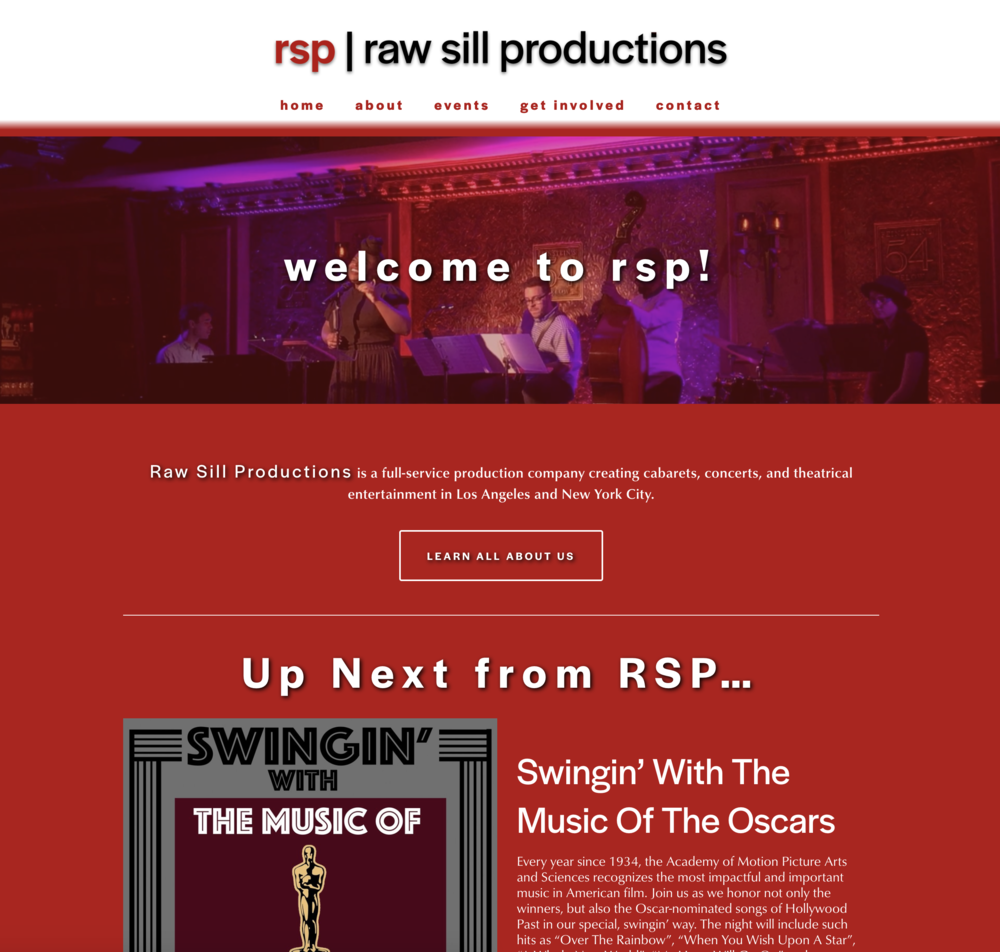 Production Company: Raw Sill Productions