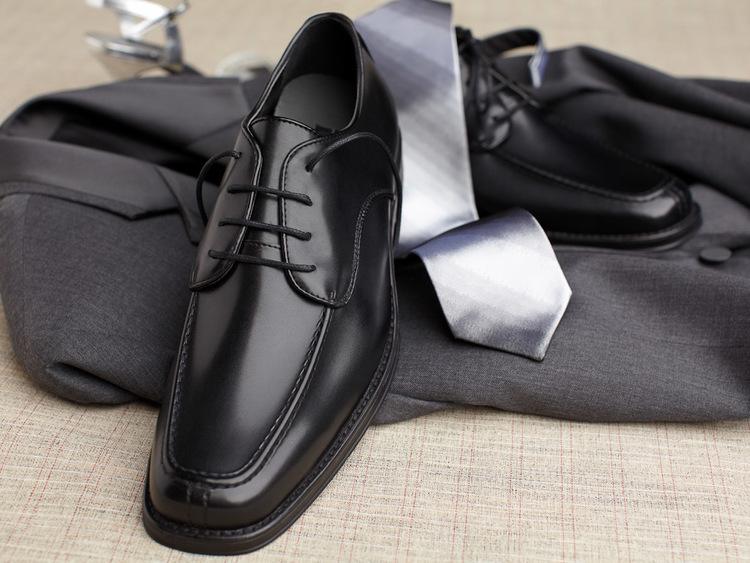 501 - Matte Tuxedo Shoe