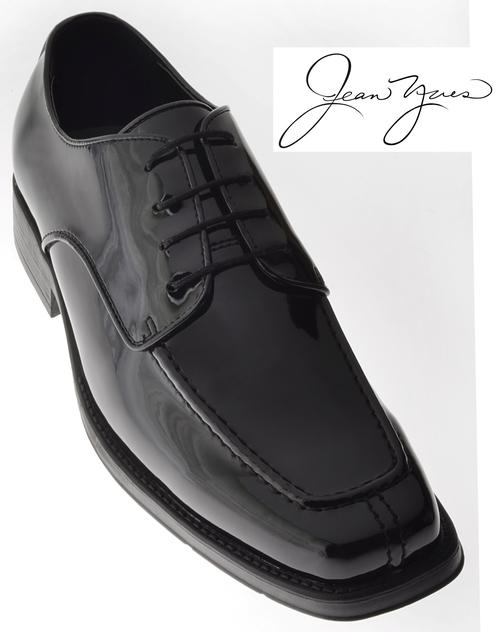 500 - Shiny Tuxedo Shoe
