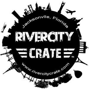 River City Crate // #21932 // Social Good River City Crate is a local startup with a mission to market and sell the unique brands of the Jacksonville area. They offer premier gift crates for consumers featuring these products which allows for local businesses to access a new sales channel. You can find them in Visit Jacksonville at 208 N. Laura St.