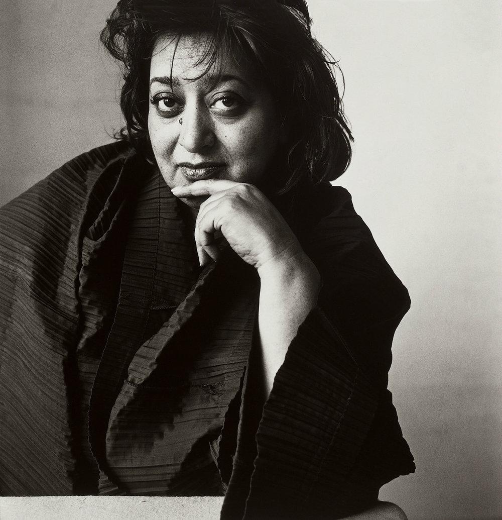 Zaha Hadid - Architecte du Grand Théâtre de Rabat