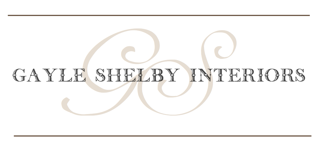 Gayle Shelby Interiors
