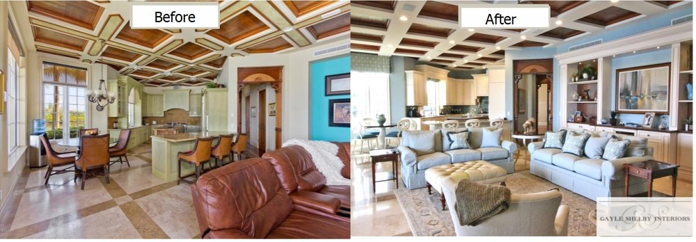 Gulf Stream Family Room Before and after.jpg