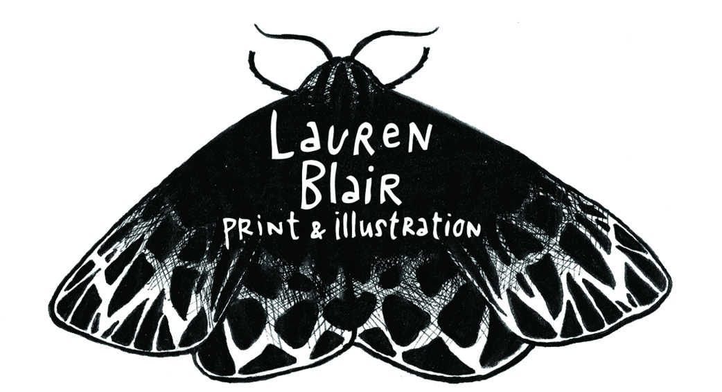 Lauren Blair Print and Illustration