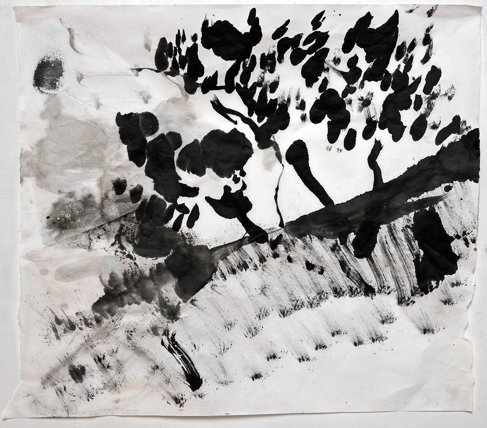 6.12.15 I  2015  ink on paper