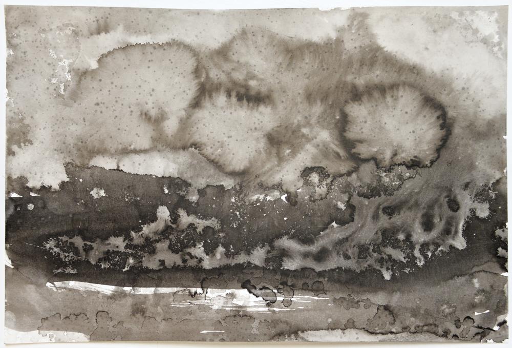 6.17.15V  2015  ink on paper