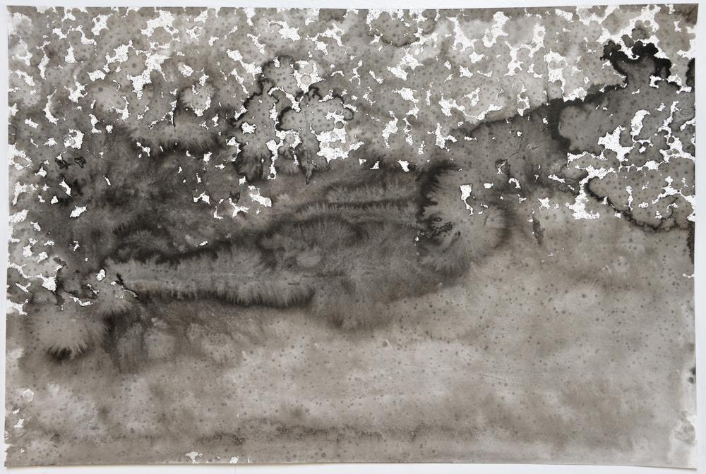 6.17.15 VII  2015  ink on paper