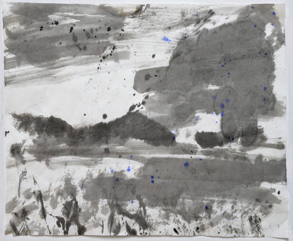 6.20.15 V  2015  ink on paper