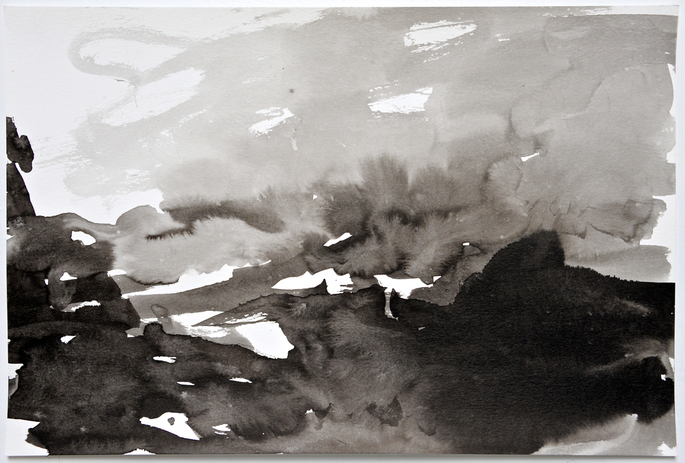 6.21.15 I  2015  ink on paper