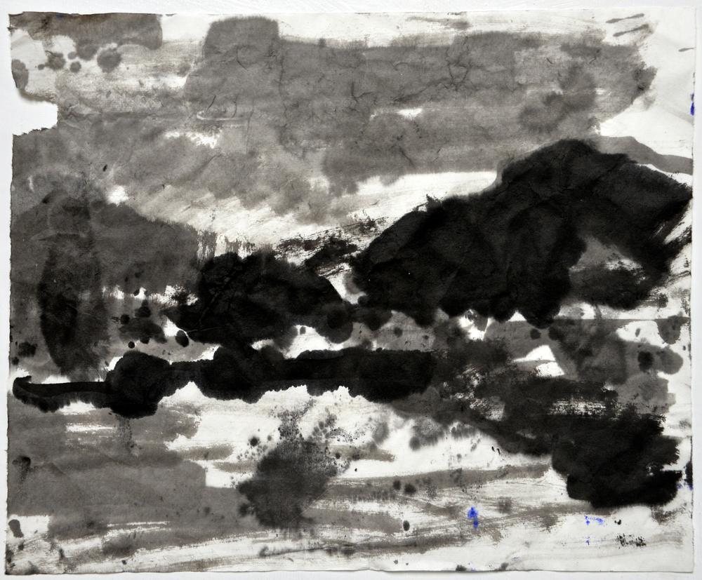 6.21.15 VI  2015  ink on paper