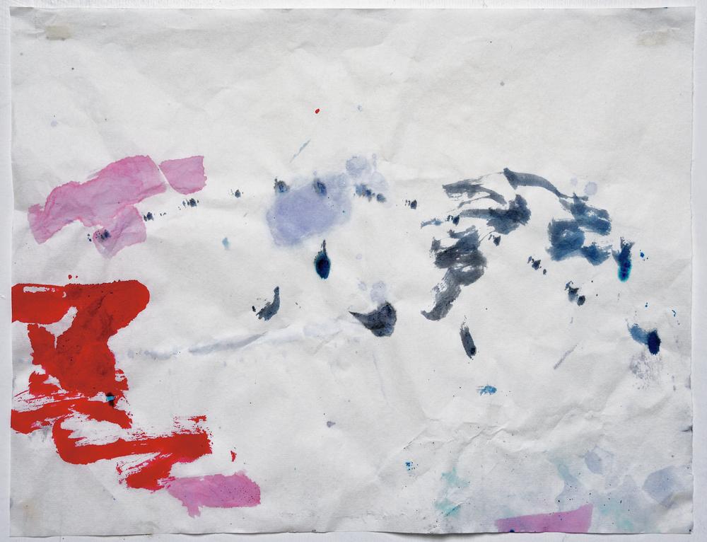 6.23.15 V  2015  ink on paper