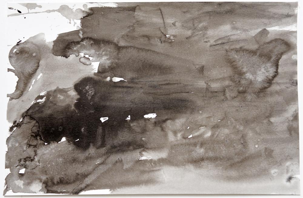 6.23.15 VIII  2015  ink on paper