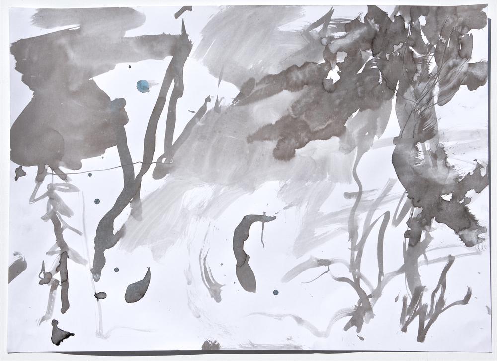 6.25.15 I  2015  ink on paper