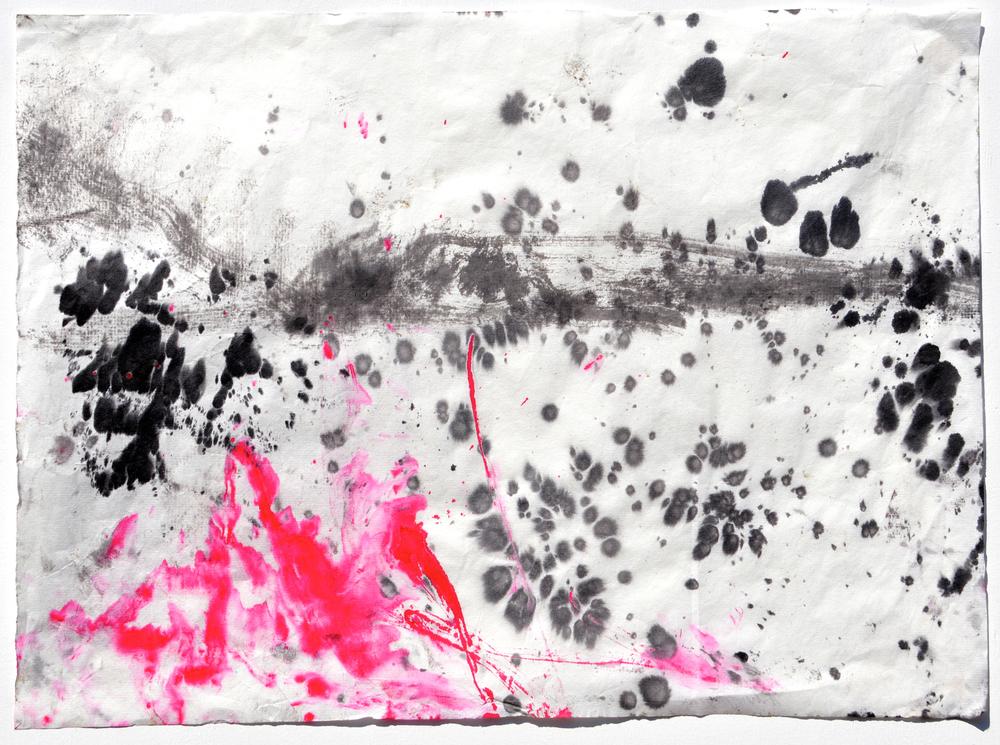 6.25.15 V  2015  ink on paper
