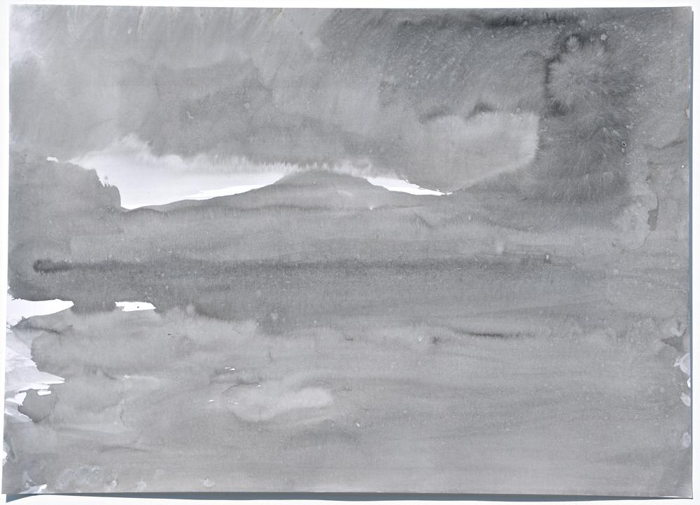 6.25.15 VI  2015  ink on paper